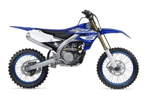 2019 Yamaha YZ450F for sale in Madison, SD
