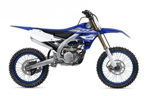 2019 Yamaha YZ250F for sale in Madison, SD