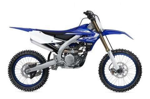 2020 Yamaha YZ250F for sale in Madison, SD