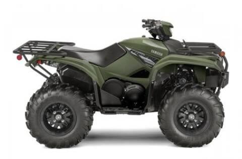 2020 Yamaha Grizzly