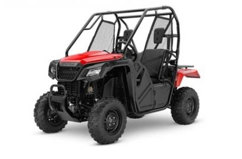 2020 Honda PIONEER 50 for sale at INTERLAKES SPORT CENTER in Madison SD