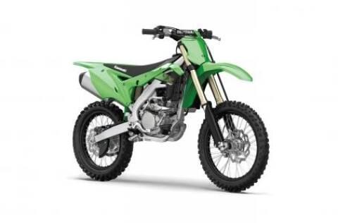 2020 Kawasaki KX250F for sale at INTERLAKES SPORT CENTER in Madison SD