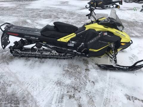 2017 Ski-Doo SUMMIT SP for sale at INTERLAKES SPORT CENTER in Madison SD