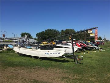 1980 HOBIE CAT 16FT COAST for sale in Madison, SD