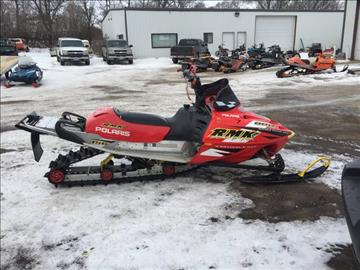 2002 Polaris RMK 800 15 for sale in Madison, SD