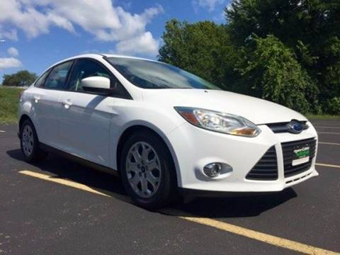 2012 Ford Focus for sale in Liberty, MO