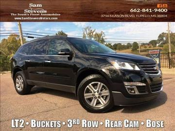 chevrolet traverse for sale tupelo ms