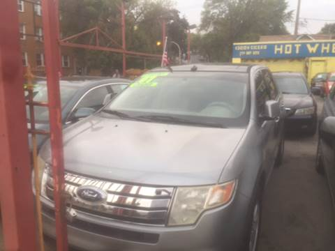2007 Ford Edge for sale at HW Used Car Sales LTD in Chicago IL