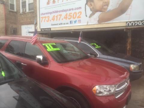 2011 Dodge Durango for sale at HW Used Car Sales LTD in Chicago IL