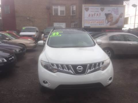 2009 Nissan Murano for sale in Chicago, IL