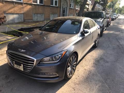 2015 Hyundai Genesis for sale at HW Used Car Sales LTD in Chicago IL