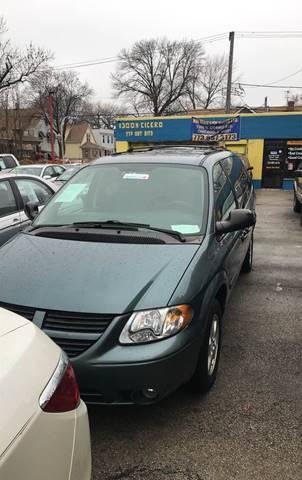 Dodge Grand Caravan For Sale in Chicago, IL - HW Used Car Sales LTD