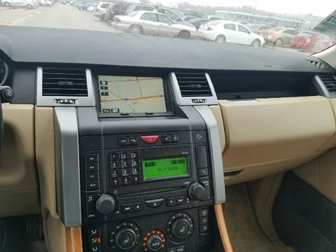 2008 Land Rover Range Rover Sport for sale in Chicago, IL