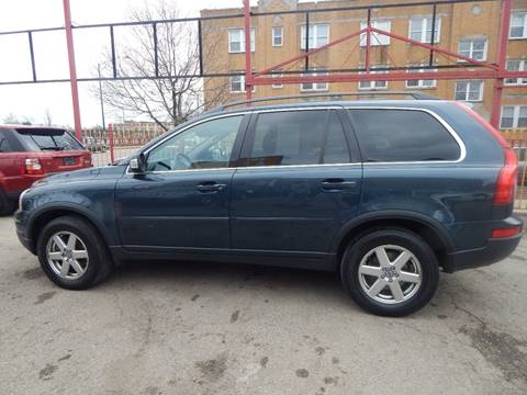 2008 Volvo XC90 for sale at HW Used Car Sales LTD in Chicago IL