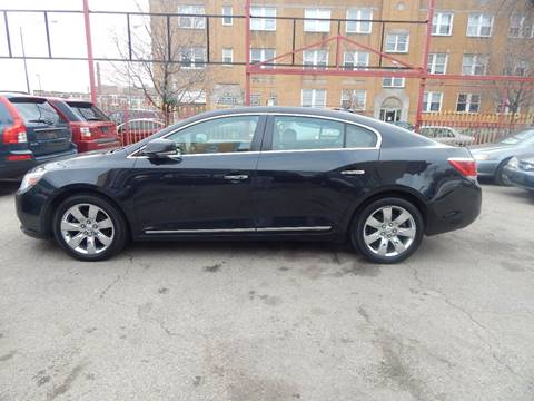 2010 Buick LaCrosse for sale at HW Used Car Sales LTD in Chicago IL