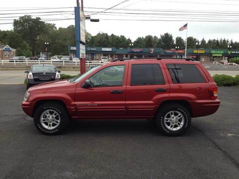 2002 Jeep Grand Cherokee for sale in Warminster, PA
