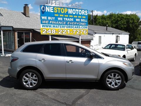 2007 Mazda CX-7 for sale in Pontiac, MI