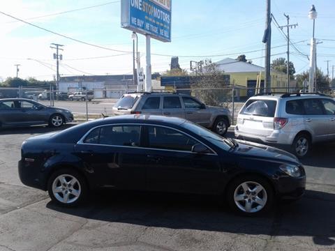 2011 Chevrolet Malibu for sale in Pontiac, MI