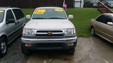 1999 Toyota 4Runner for sale in Nashville, TN