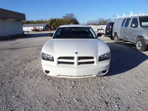 2008 Dodge Charger for sale at AUTO FLEET REMARKETING, INC. in Van Alstyne TX