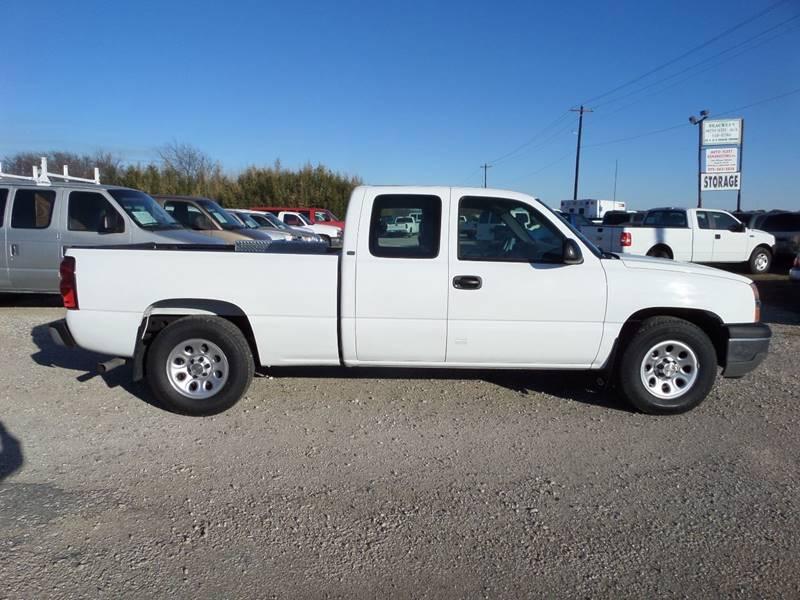 2005 Chevrolet Silverado 1500 For Sale At Auto Fleet Remarketing INC In  Mckinney TX