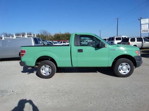 2009 Ford F-150 for sale at AUTO FLEET REMARKETING, INC. in Van Alstyne TX