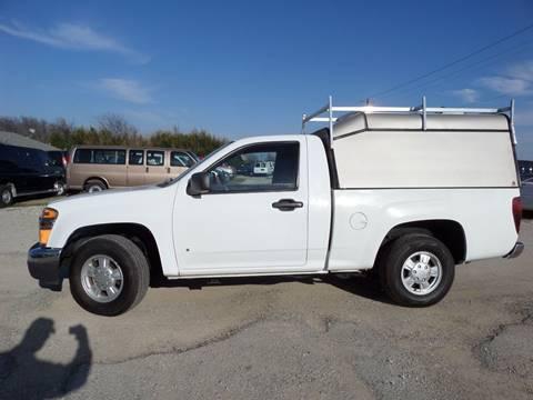 2006 Chevrolet Colorado for sale at AUTO FLEET REMARKETING, INC. in Van Alstyne TX
