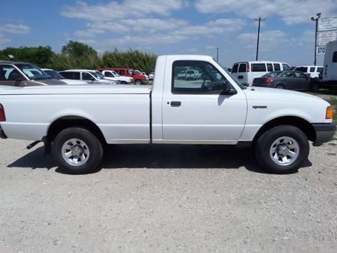 2003 Ford Ranger for sale at AUTO FLEET REMARKETING, INC. in Van Alstyne TX