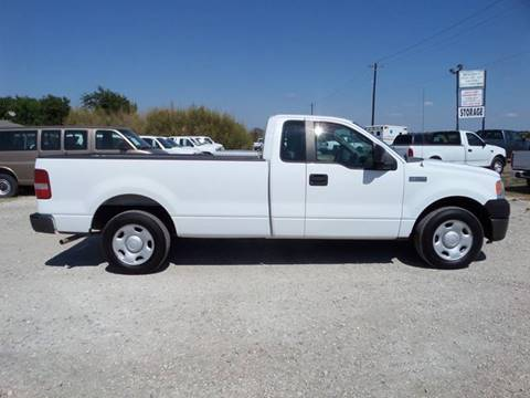 2007 Ford F-150 for sale at AUTO FLEET REMARKETING, INC. in Van Alstyne TX