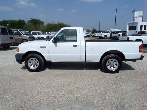 2010 Ford Ranger for sale at AUTO FLEET REMARKETING, INC. in Van Alstyne TX