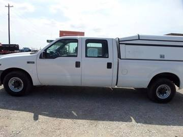2002 Ford F-350 Super Duty for sale at AUTO FLEET REMARKETING, INC. in Van Alstyne TX