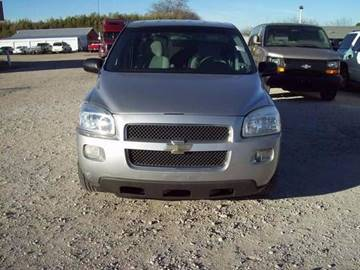 2007 Chevrolet Uplander for sale at AUTO FLEET REMARKETING, INC. in Van Alstyne TX