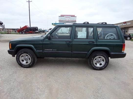 2001 Jeep Cherokee For Sale At Auto Fleet Remarketing INC In Mckinney TX