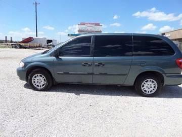 2007 Dodge Grand Caravan for sale at AUTO FLEET REMARKETING, INC. in Van Alstyne TX