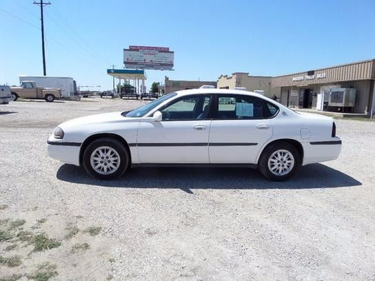 2005 Chevrolet Impala for sale at AUTO FLEET REMARKETING, INC. in Van Alstyne TX