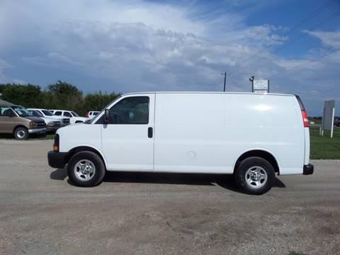 2007 Chevrolet Express Cargo for sale at AUTO FLEET REMARKETING, INC. in Van Alstyne TX