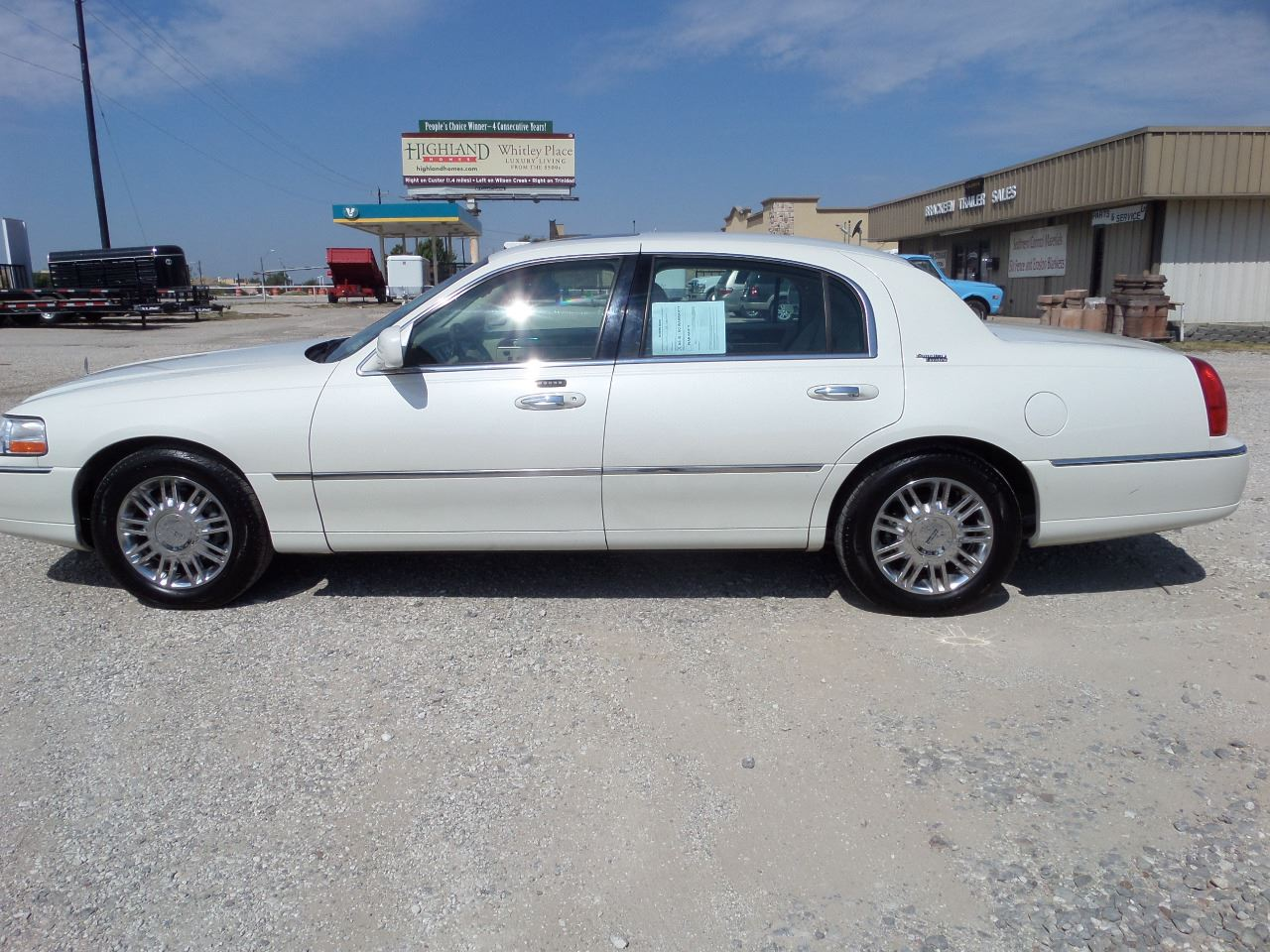 2006 Lincoln Town Car Signature Limited In Mckinney Tx Auto Fleet