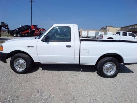 2004 Ford Ranger for sale at AUTO FLEET REMARKETING, INC. in Van Alstyne TX