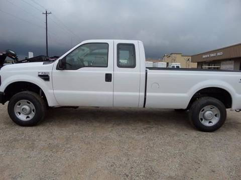 2008 Ford F-250 Super Duty for sale at AUTO FLEET REMARKETING, INC. in Van Alstyne TX