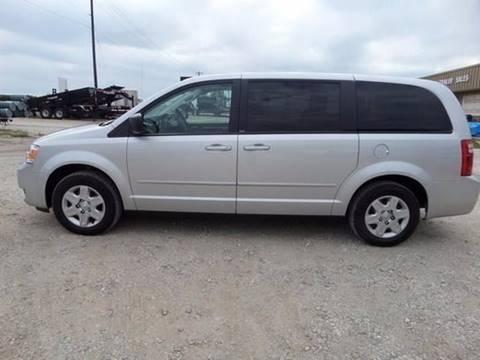 2010 Dodge Grand Caravan for sale at AUTO FLEET REMARKETING, INC. in Van Alstyne TX