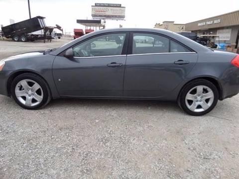 2008 Pontiac G6 for sale at AUTO FLEET REMARKETING, INC. in Van Alstyne TX