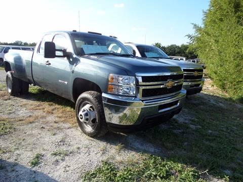 2012 Chevrolet Silverado 3500HD for sale at AUTO FLEET REMARKETING, INC. in Van Alstyne TX