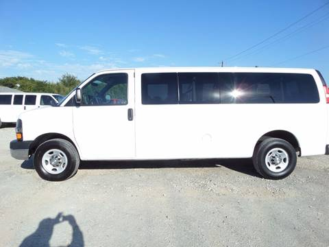 2009 Chevrolet Express Passenger for sale in Mckinney, TX