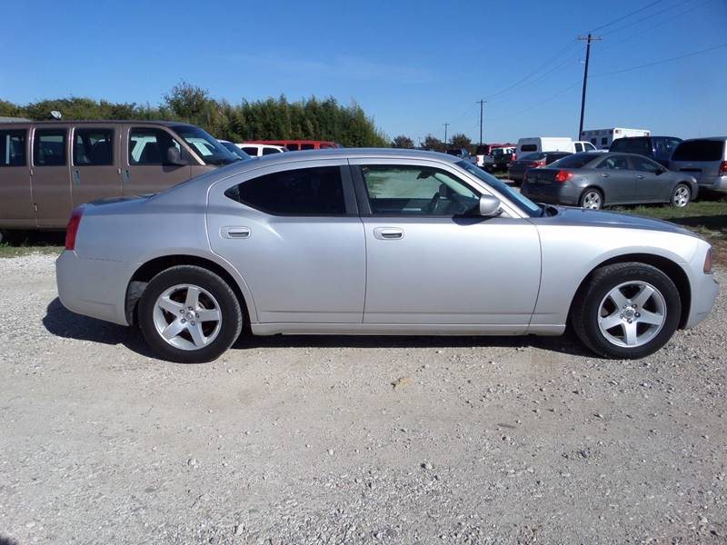 2010 Dodge Charger for sale at AUTO FLEET REMARKETING, INC. in Van Alstyne TX