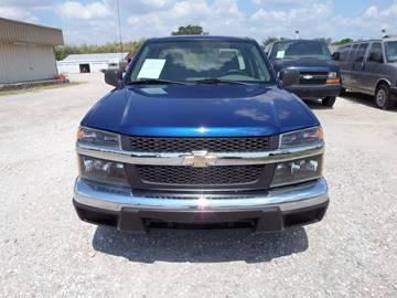 2005 Chevrolet Colorado for sale at AUTO FLEET REMARKETING, INC. in Van Alstyne TX