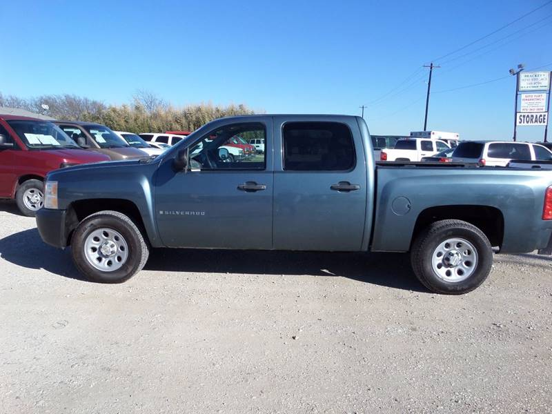 2009 chevrolet silverado 1500 work truck in mckinney tx auto fleet remarketing inc. Black Bedroom Furniture Sets. Home Design Ideas