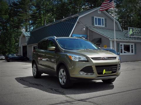 2013 Ford Escape for sale in Buxton, ME