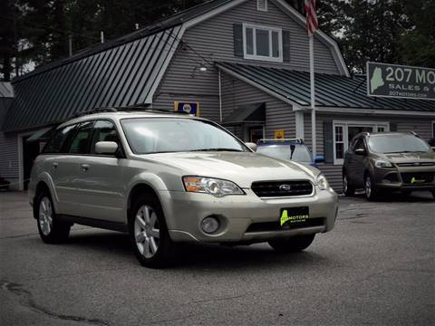 2006 Subaru Outback for sale in Buxton, ME