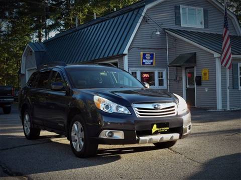 2011 Subaru Outback for sale in Buxton, ME