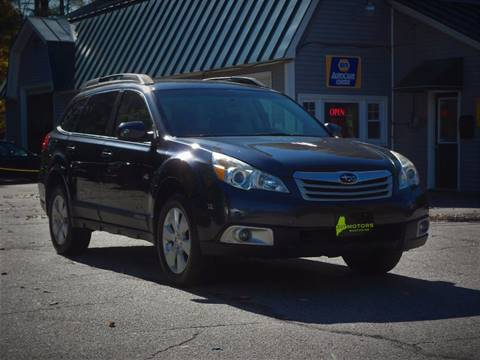 2010 Subaru Outback for sale in Buxton, ME